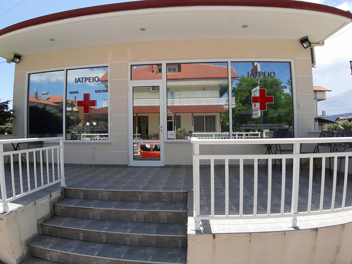 Infirmary & Doctor in Vrasna at Halkidiki - EVZOIA Network Primary Care